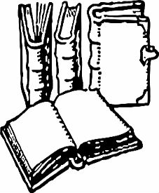 Clip Art Of History Books