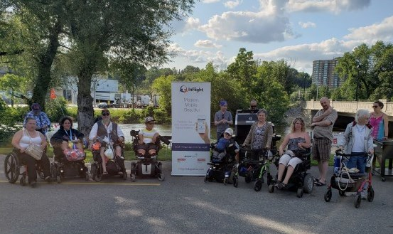 KW AccessAbility Members at Kelehers